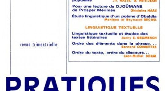 Pragmatique textuelle